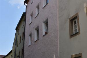 Nordfassade vor Sanierung