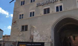 Dingolfinger Anzeiger - Baubeginn erfolgt