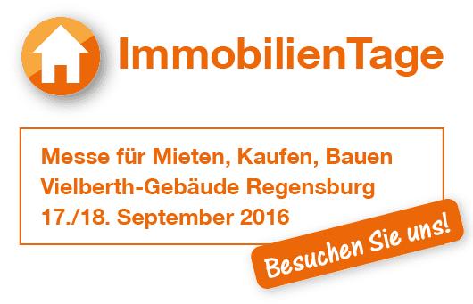 Immobilien Tage Regensburg 2016