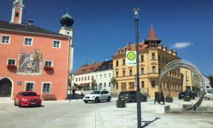Stadtplatz Hemau
