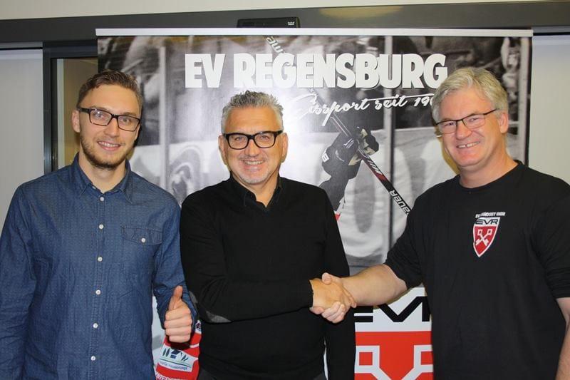 Die Hans Stockerl Immobilien GmbH wird neuer Bronze-Partner des EVR