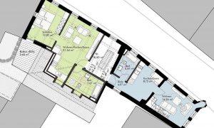 Steinweg1+3 2. Obergeschoss