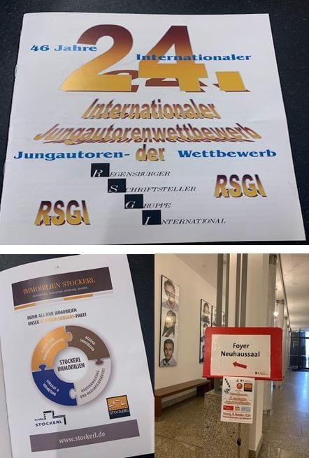 24. Internationaler Jungautorenwettbewerb der RSGI